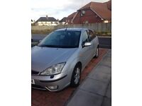 Automatic Ford Focus Ghia heated seats 10 stamps high spec