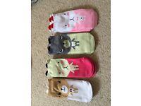 8 pairs of socks for girls