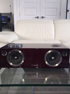 SAMSUNG WIRELESS Audio-Dock E750 Bluetooth speakers