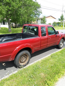 2008 ford ranger RWD extended cab (TRADE FOR CAR)