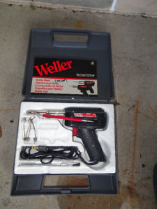 Solder Gun - Weller, 8200, 140/100 Watts, With Case