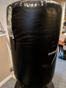 Tko punching bag. Freestanding.