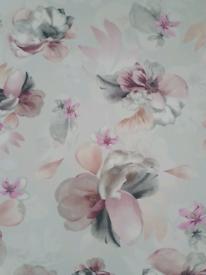 Lipsy pink glitter wallpaper 2 rolls