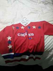 Old school Washington jersey