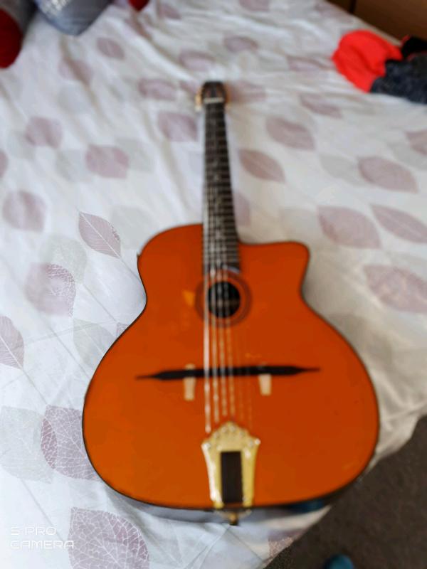 Gypsy jazz guitar   in Clydebank, West Dunbartonshire   Gumtree