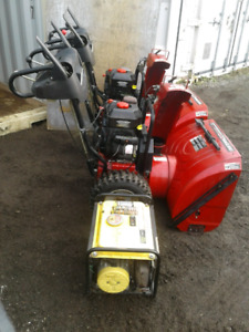 LICENCED SMALL ENGINE MECH. (*only 3-5 days wait*) SNOWBLOWER+&