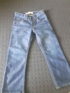 Levis straight cut kids jeans