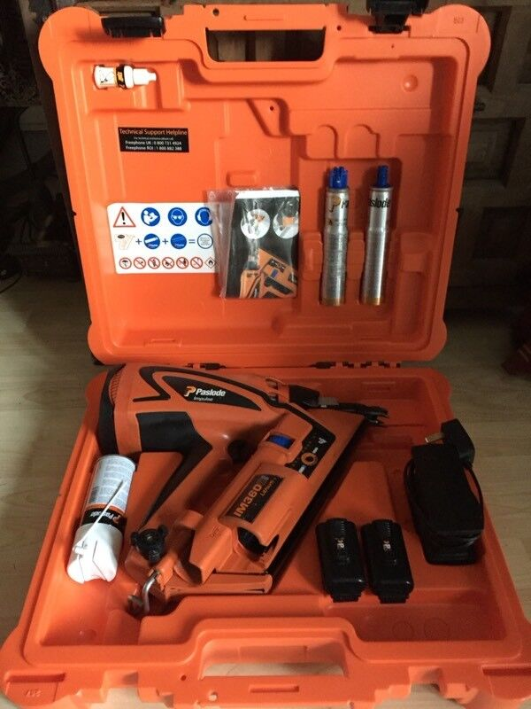 Paslode im 360ci lithium first fix nail gun