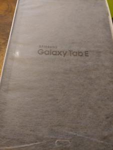 PARFAITE! Tablette Samsung Tab E 9.6po 16GB Wifi Android 6.0