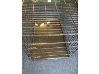Extra large dog cage sold pending delivery