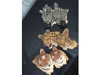 Animals ornaments