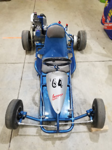 Highly Sought After Vintage 1964 Rupp Lancer Go Kart