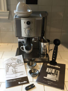 Machine à Espresso - Café Roma de Breville