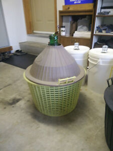 20L Glass Wine Containers Cambridge Kitchener Area image 3