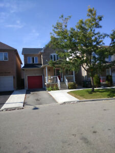 3 bedroom house for rent on Chinguacousy and sandalwood