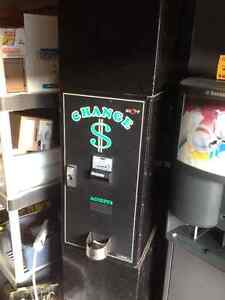 Polymer Updated Change Machine For Sale!!!