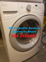 Same Day Appliance Repair& Installation