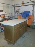 ISLAND FOR KITCHEN/BAR BRAND NEW NEVER USED