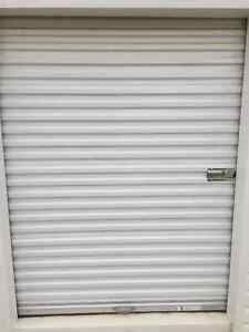 New Garden Shed Roll Up Door