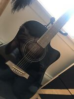 Ibanez Guitar, Stand, + Tuner - $200