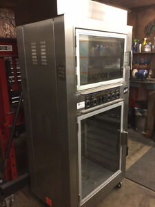 NuVu Commercial Oven/Proofer