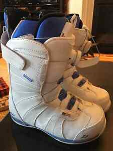 Womens RIDE snowboard boots size 7