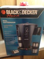 New Dual Coffee Maker