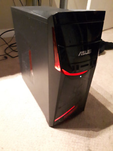 ASUS Gaming Desktop (powerful, hardly used, running perfectly)
