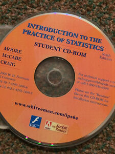 Introduction to the practice of Statistics, CD Rom