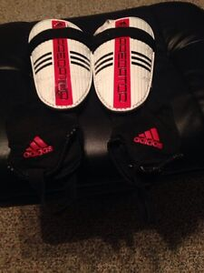 Adidas Predator shin pads