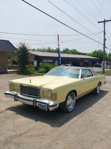 1975 Mercury Grand Marquis Coupe (2 door)