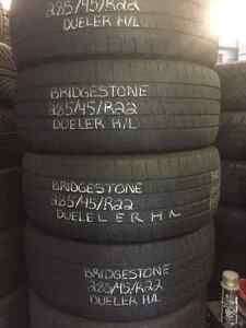 USED LOW PROFILE TIRES MASSIVE INVENTORY