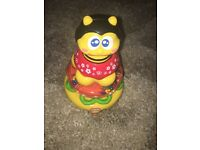 Little tykes bumble bee ring stacker