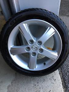 GT radial Champiro avec mags de protege ES/protege5 02-03