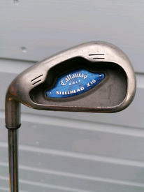 Callaway X16 LEFT HANDED golf irons set. 3 to Pitching wedge