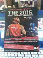 ADVANCE TICKETS FOR 2016 BOXING TRADE SHOW