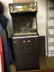 Coin Operated Arcade Video Game Upright