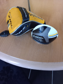 Taylormade RBZ Stage 2 3 wood. £55.