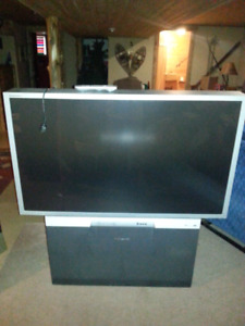 55 inch projection HDTV