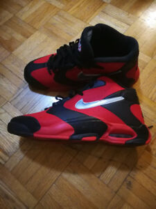 Men's Nike Air Up 2014 Basketball Shoes US Size 11