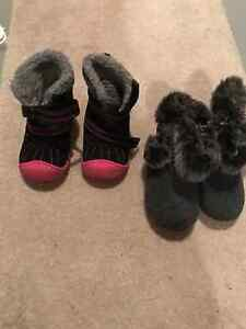 Two winter boots for $10!!!
