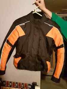 Cordura Jacket Scotchlite 3M Small-New London Ontario image 3