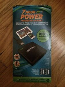 Rayovac 7hour power - portable device charger