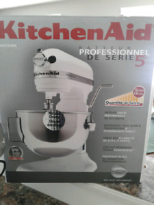 Batteur professionnel KitchenAid Série 5 plus