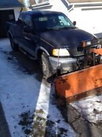 Cheep Ford plow truck for sale