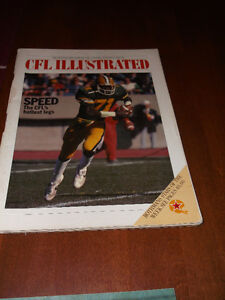 CFL CARDS -- CFL MAGAZINES & NFL CARDS Cornwall Ontario image 9