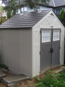 Backyard Shed