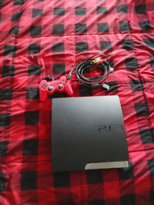 PS3 CONSOLE, 1 CONTROLLER, 10 GAMES AND CAMERA