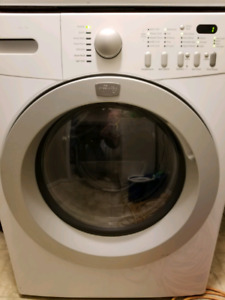 Frigidaire stackable washer dryer $500.00 (firm)