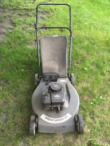 """21"""" Lawnmower with Bagger"""